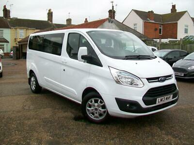 Ford Transit Custom 2.2TDCi ( 155PS )  290 L1H1 Limited Crew Day Van Tourneo