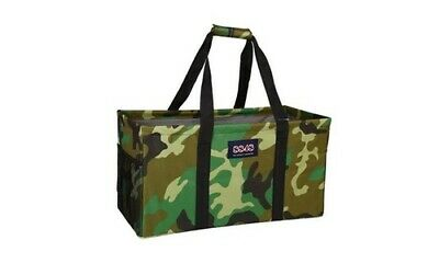 """NEW Buscarna 23"""" Collapsible Grocery Shopping Tote Bag - Green - Size: Large"""