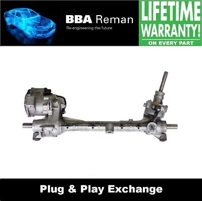 Ford Focus Power Steering Rack **Exchange Service with Lifetime Warranty!**