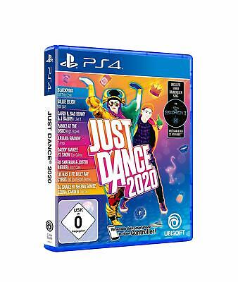 PS4 Game Just Dance 2020 20 with 40 New Songs New