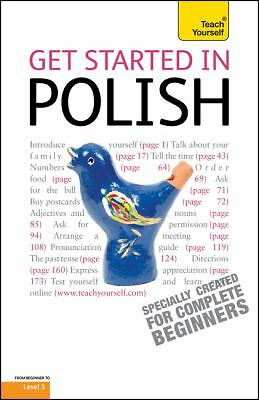 NEW - Get Started in Polish with Two Audio CDs: A Teach Yourself Guide