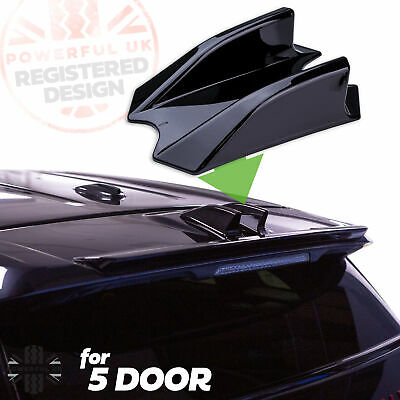 Dummy Twin Roof Aerial for Range Rover Evoque 2011-15 Antenna Shark Fin double