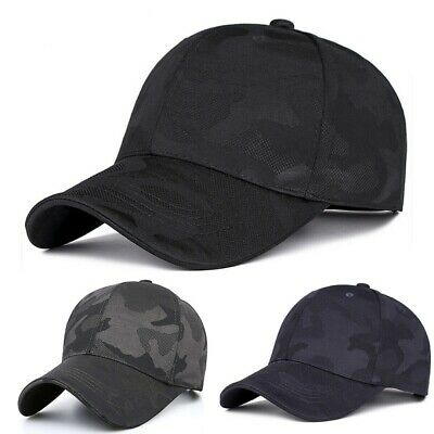 Men Women Baseball Cap for Military Army Camo Hats Outdoor Camouflage Snapback