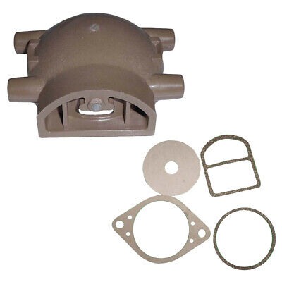 Distributor Cap with Gasket Kit for Ford 9N 2N and 8N Tractors Front Mount Type