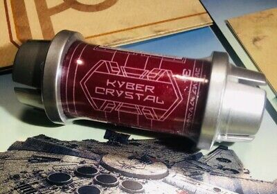 Star Wars: Galaxy's Edge RED Kyber Holocron Crystal Disney WDW Sealed BRAND NEW