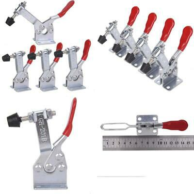 GH-201B Toggle Clamp Horizontal Clamp Quick Release Tool Utensil Accessory HS1