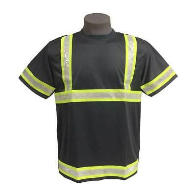 (20) Incentex Safety Gear Men's Mesh Reflective T-Shirts LARGE LG