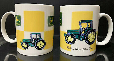 John Deere Coffee Cups