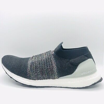 Details about NEW Adidas Running Ultra Boost Laceless NavyBlackWhite Men CM8269 LIMITED