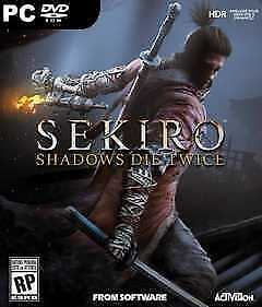 Sekiro: Shadows Die Twice [Digital Download Account] Region Free