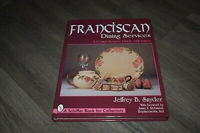 Franciscan Dining Services: Comprehensive Guide w/ Values by Jeffrey Snyder 1996