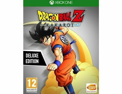 Dragon Ball Z Kakarot deluxe edition  (read description )