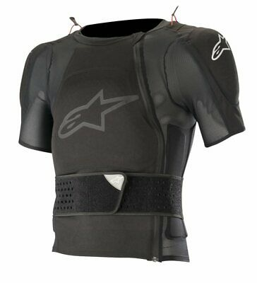 "Alpinestars ""Sequence Protection Jacket Short"" Protektorenhemd, kurze Ärmel"