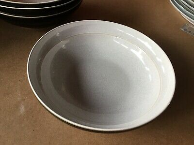 Denby Black Pepper Old Style Cereal Bowl 7 Inches Diameter