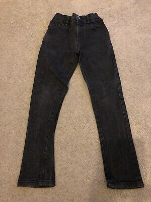 Boys Skinny Black Jeans Age 10 Years Next