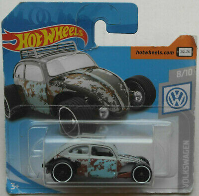 HW HOT WHEELS 2019 HW VOLKSWAGEN #9//10 /'49 VW BEETLE PICKUP BLUE HOTWHEELS VHTF