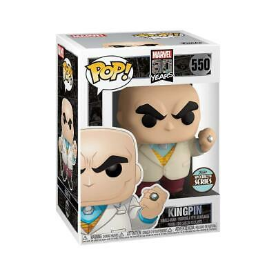 Funko Pop! Marvel 80th First Appearance Kingpin Vinyl Figure Specialty Series