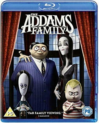 The Addams Family  [2019] [New Blu-ray]