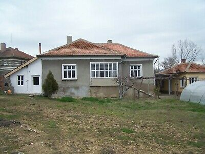 Small Holding, House, Annex and Bungalow in South Bulgaria 2115 SQ, Metres Land