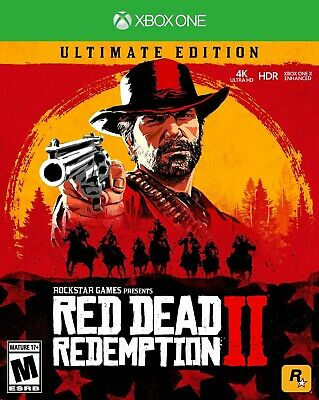 Red dead redemption 2 Ultimate edition  ( reed description )