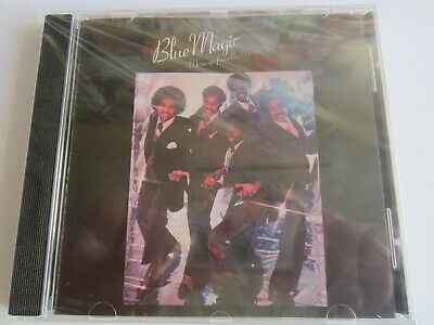 Blue Magic - Message From The Magic 1978/2014 Uk Cd Ftg-372