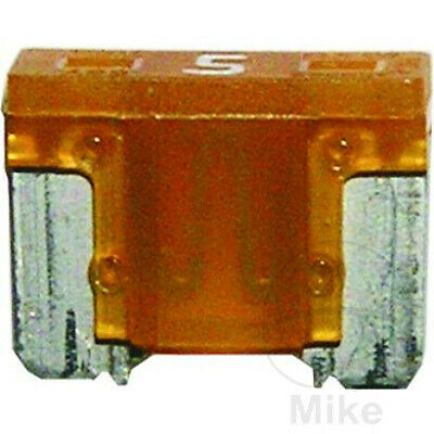 Mini-Low Profile Fuse 7.5A Brown x2pcs 4001796509124