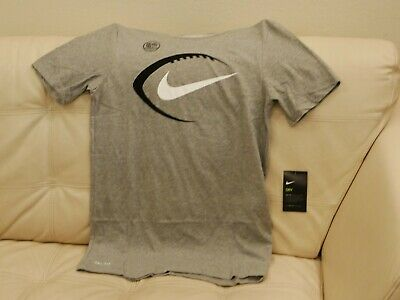 L NEW WT MEN/'S NIKE GRAY TANK TOP MUSCLE SHIRT DRI-FIT COTTON 941972-063 M XL