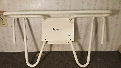 Bar Ray X-Ray Wall Mount Lead Glove And Apron Rack  Item 353807-D2