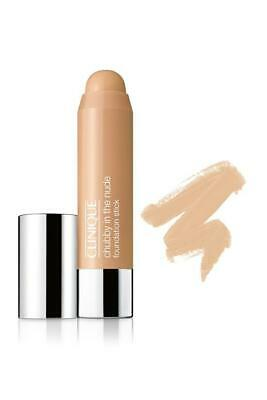 Clinique Chubby in the Nude Foundation Stick 08 Grandest Golden Neutral 3.4g New