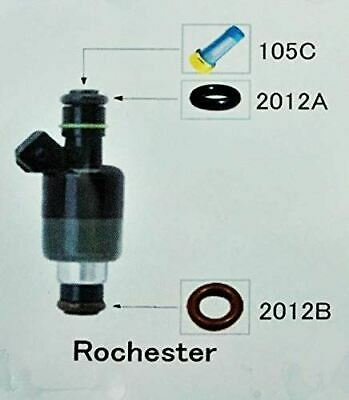 SKOP6 Service Kit Filter Removal Tool for Bosch #0280155900 Fuel Injector