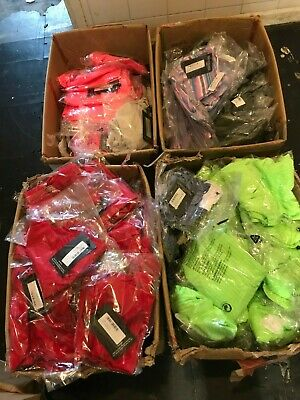 WHOLESALE JOBLOT PRETTY LITTLE THING PLT Basic Tops Cycle Shorts Skirts x 25