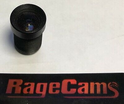 8mm Zoom Tele-Photo PaintBall Hunting Airsoft Lens for FireCam 1080p & 4k Camera