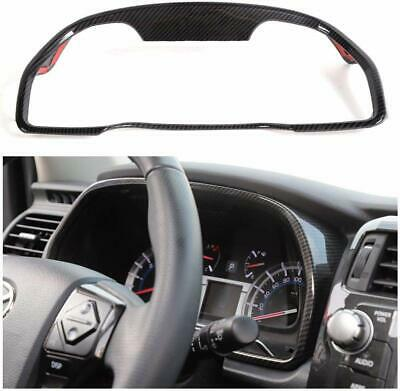 for 4runner Carbon Fiber Dashboard Trim fit Toyota 4runner SUV 2010-2019 Accesso