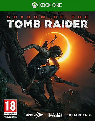 Shadow of the Tomb Raider (Xbox One)  NEW AND SEALED - IN STOCK - QUICK DISPATCH
