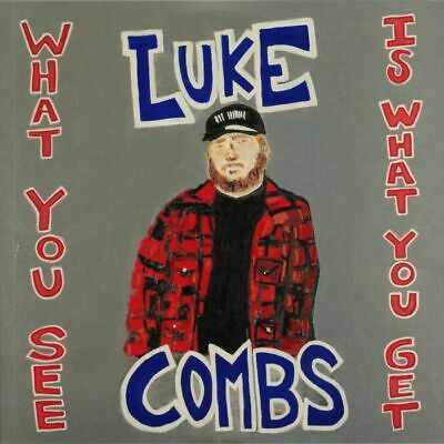 COMBS, Luke - What You See Is What You Get - Vinyl (gatefold 2xLP)