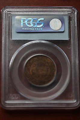 1900, PCGS Graded Canadian, Large One Cent, **MS-64**