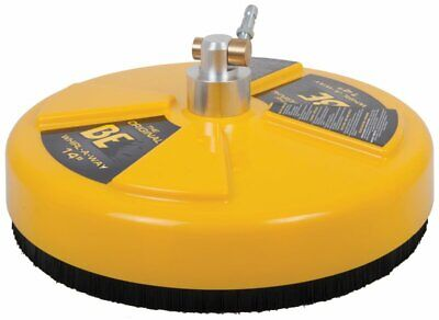 "14"" Crytec Pro Petrol Pressure Power Washer Rotary Flat Surface Cleaner Patio"
