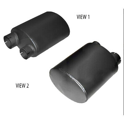 1W2572 New Muffler Assembly made to fit CAT fits Caterpillar 215 225B