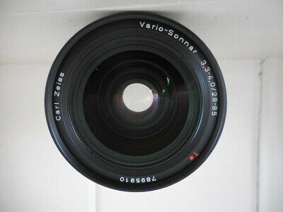 Contax Carl Zeiss Vario Sonnar T* 28-85mm f/ 3.3-4 Lens Made Japan Kenko PL 82mm