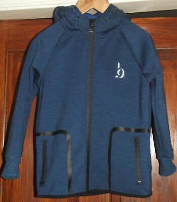 Boys Ted Baker zip up hooded jacket age 5 - 6 years