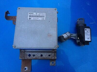Nissan Micra K11 Ecu And Ignition Switch 1998-2000