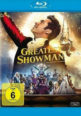 The Greatest Showman Michael Gracey Blu-ray Disc Deutsch 2017