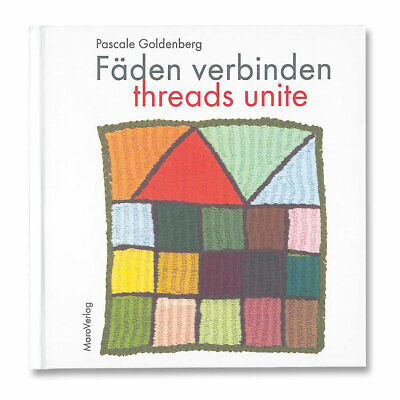 MADEIRA | Book: Threads Unite by Pascale Goldenberg |9650