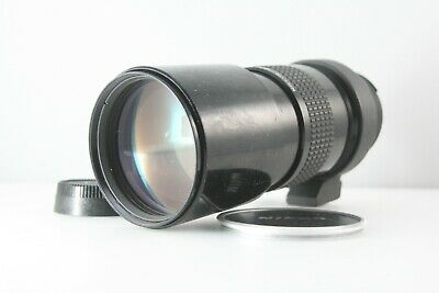Nikon Nikkor 300mm f/4.5 Ai MF Telephoto Lens [Exc+5] for F from Japan