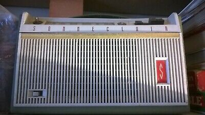 Vintage Sonneclair Portable Radio Receiver