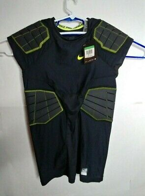 NIKE 659725 PRO COMBAT HYPERSTRONG 3.0 COMPRESSION FOOTBALL 3//4 Pants Sz 4XL
