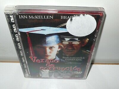 verano de corrupcion - stephen king - dvd