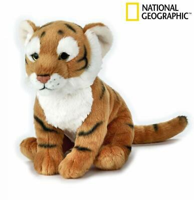 VENTURELLI in5 TIGRE MEDIA NGS ANIMALE BOSCO PELUCHES GIOCATTOLO 341