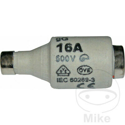 Safety Fuse 16A Diazed x5pcs 3838895000259