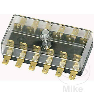 Fuse Box for Ceramic Fuses 8 amp 8JD 002 291-141